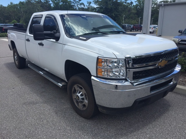 2013 Silverado 3500 Crew Cab 4x4, Pickup #167918 - photo 3