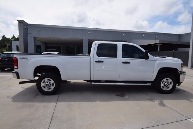 2013 Silverado 3500 Crew Cab 4x4, Pickup #167918 - photo 5