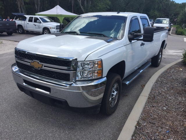 2013 Silverado 3500 Crew Cab 4x4, Pickup #167918 - photo 10