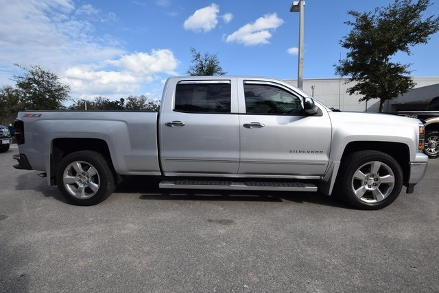 2014 Silverado 1500 Crew Cab 4x2,  Pickup #178199 - photo 3