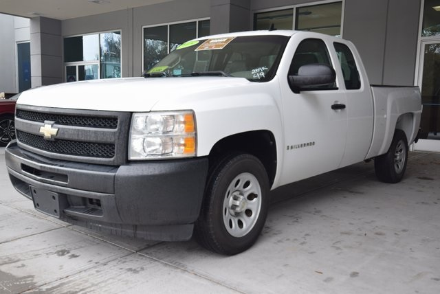 2009 Silverado 1500 Extended Cab 4x2,  Pickup #180749 - photo 2