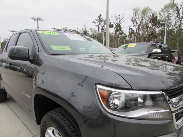 2016 Colorado Extended Cab, Pickup #223693 - photo 4