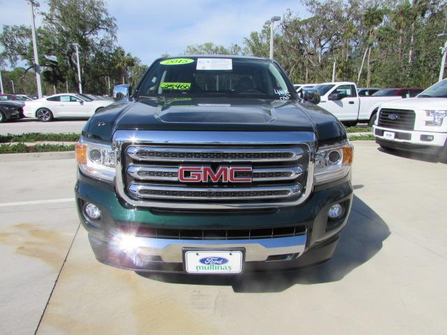 2015 Canyon Crew Cab, Pickup #227306 - photo 8