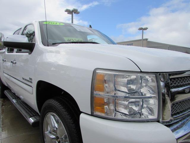 2011 Silverado 1500 Crew Cab, Pickup #231771 - photo 4