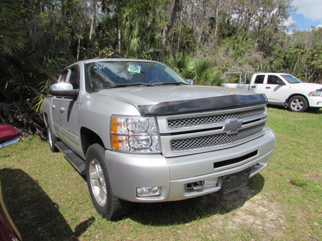 2012 Silverado 1500 Crew Cab, Pickup #280478 - photo 3