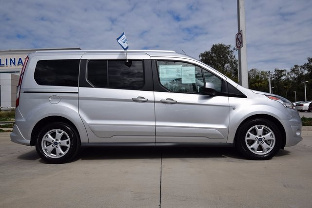 2017 Transit Connect Passenger Wagon #326456F - photo 6