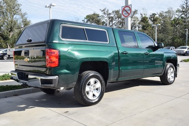 2015 Silverado 1500 Crew Cab Pickup #379748 - photo 23