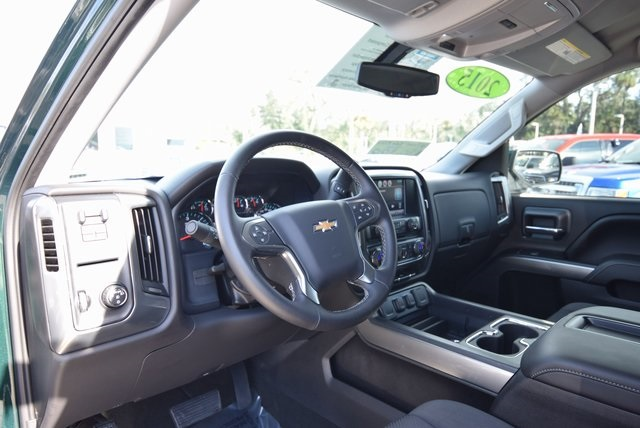 2015 Silverado 1500 Crew Cab Pickup #379748 - photo 11
