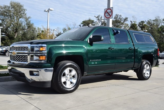 2015 Silverado 1500 Crew Cab Pickup #379748 - photo 38