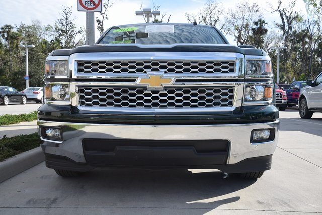 2015 Silverado 1500 Crew Cab Pickup #379748 - photo 39