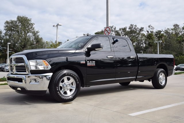 2013 Ram 2500 Crew Cab Pickup #525195 - photo 11
