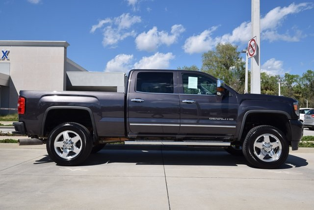 2015 Sierra 2500 Crew Cab 4x4, Pickup #541211 - photo 3