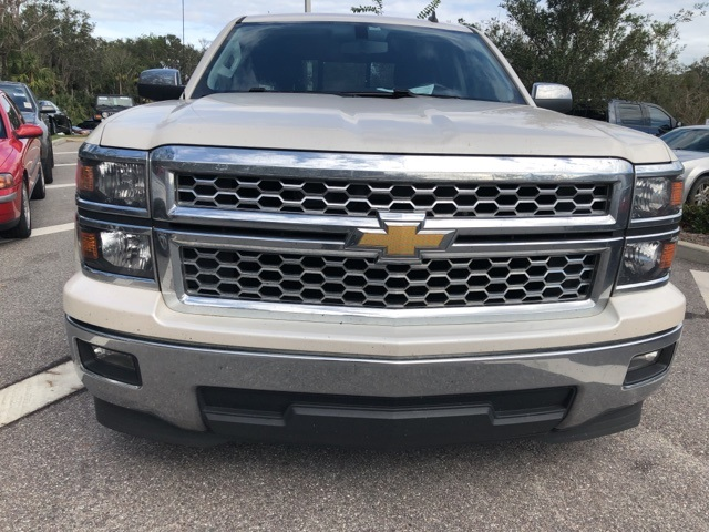 2014 Silverado 1500 Crew Cab Pickup #549576 - photo 3