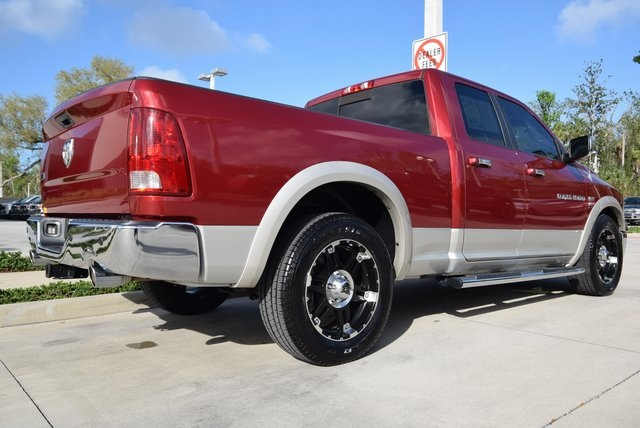 2011 Ram 1500 Extended Cab, Pickup #614870 - photo 2