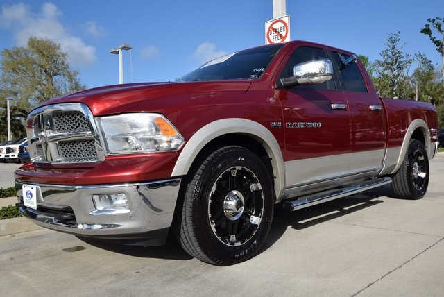 2011 Ram 1500 Extended Cab, Pickup #614870 - photo 6