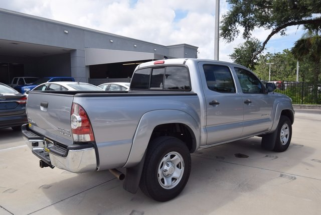 2015 Tacoma Double Cab, Pickup #68827 - photo 2