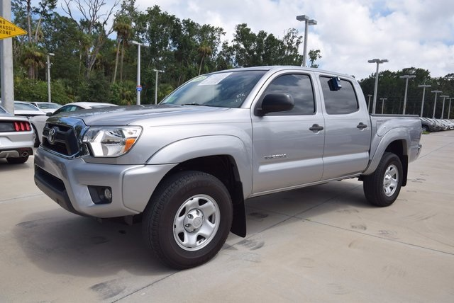 2015 Tacoma Double Cab, Pickup #68827 - photo 15