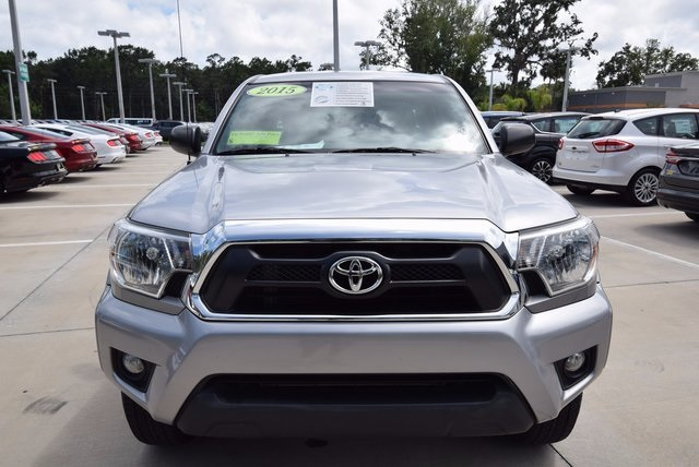 2015 Tacoma Double Cab, Pickup #68827 - photo 17