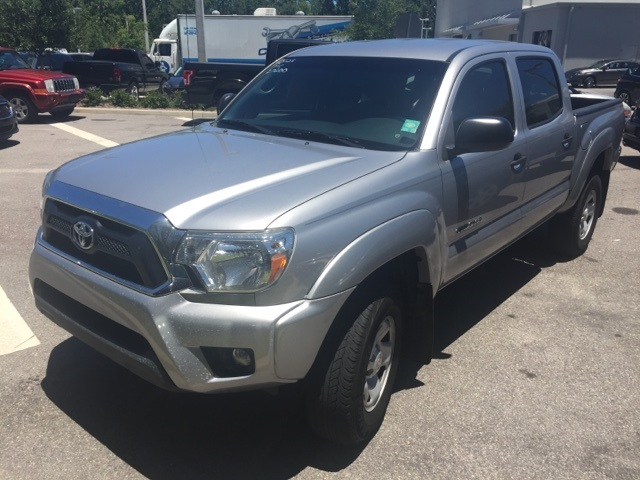 2015 Tacoma Double Cab, Pickup #68827 - photo 3
