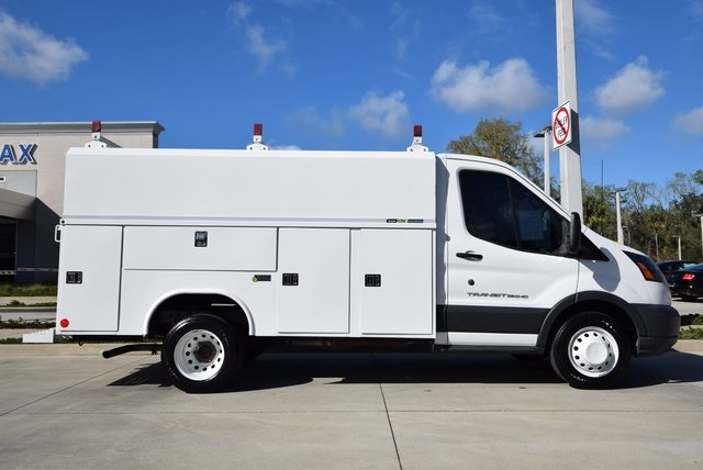 2015 Transit 350 HD DRW, Service Utility Van #A09444 - photo 4