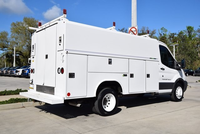 2015 Transit 350 HD DRW, Service Utility Van #A09444 - photo 2