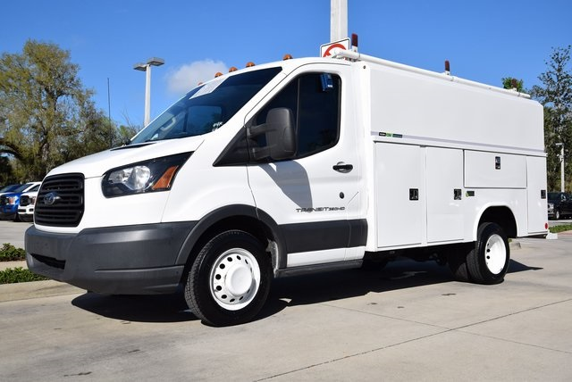 2015 Transit 350 HD DRW, Service Utility Van #A09444 - photo 25