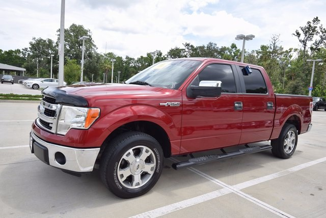 2013 F-150 Crew Cab, Pickup #A32166C - photo 24
