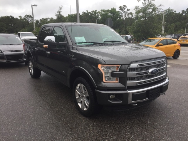 2015 F-150 SuperCrew Cab 4x4, Pickup #A68243F - photo 3