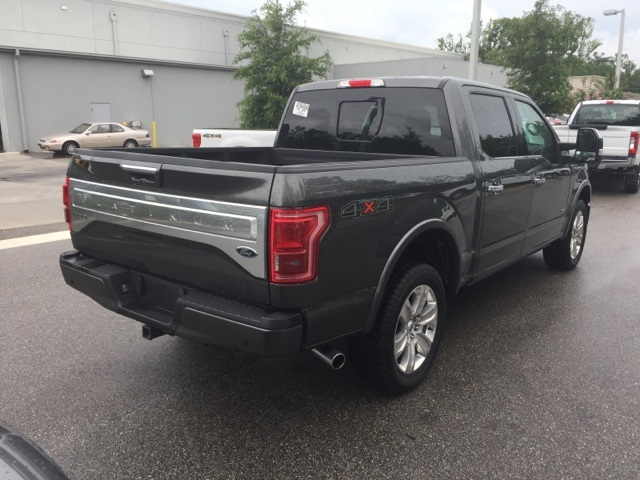 2015 F-150 SuperCrew Cab 4x4, Pickup #A68243F - photo 4