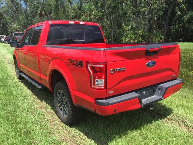 2016 F-150 SuperCrew Cab 4x4, Pickup #A74305M - photo 4