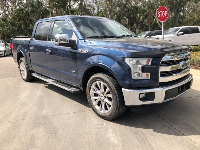 2015 F-150 Super Cab, Pickup #A85129 - photo 3