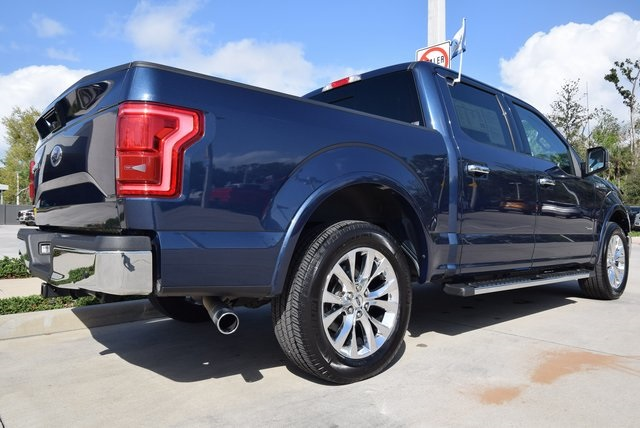 2015 F-150 Super Cab, Pickup #A85129 - photo 4