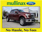2017 F-150 Crew Cab 4x4 Pickup #A88934F - photo 1