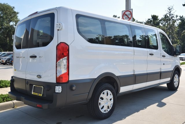 2016 Transit 350 Low Roof 4x2,  Passenger Wagon #A93564M - photo 2