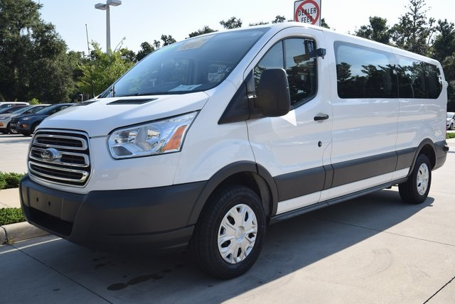 2016 Transit 350 Low Roof 4x2,  Passenger Wagon #A93564M - photo 7