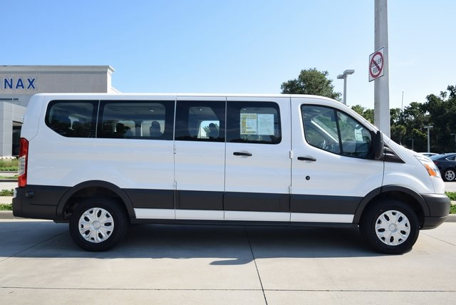 2016 Transit 350 Low Roof 4x2,  Passenger Wagon #A93564M - photo 4