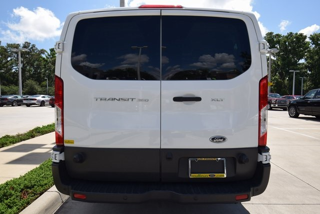 2017 Transit 350 Low Roof 4x2,  Passenger Wagon #A94930F - photo 8