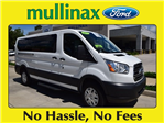 2017 Transit 350 Low Roof 4x2,  Passenger Wagon #A94930F - photo 1