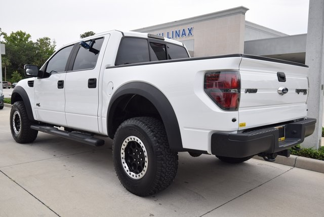 2012 F-150 Super Cab 4x4, Pickup #B06787 - photo 3