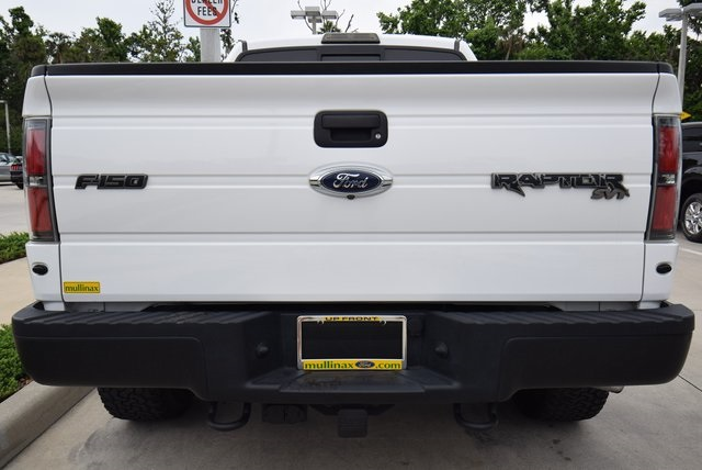 2012 F-150 Super Cab 4x4, Pickup #B06787 - photo 5