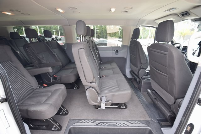 2017 Transit 350 Low Roof 4x2,  Passenger Wagon #B16261F - photo 25