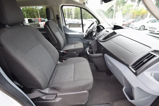 2017 Transit 350 Low Roof 4x2,  Passenger Wagon #B16261F - photo 28