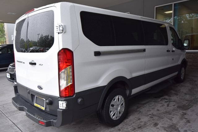2017 Transit 350 Low Roof 4x2,  Passenger Wagon #B16758F - photo 2