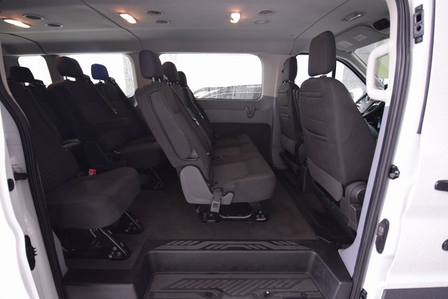 2017 Transit 350 Low Roof 4x2,  Passenger Wagon #B16758F - photo 24