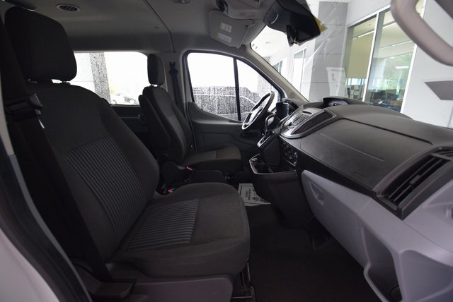 2017 Transit 350 Low Roof 4x2,  Passenger Wagon #B16758F - photo 27