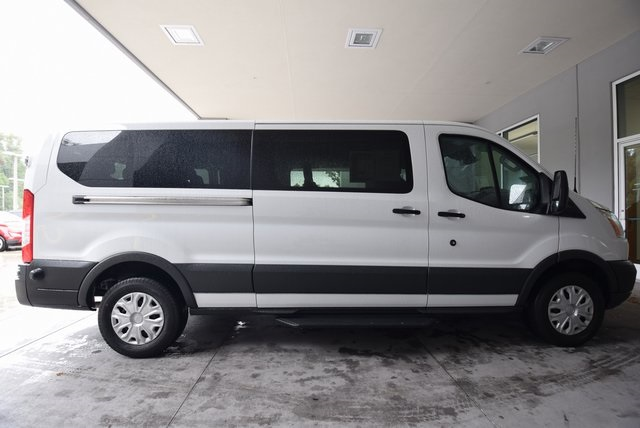 2017 Transit 350 Low Roof 4x2,  Passenger Wagon #B16758F - photo 5