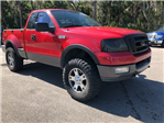 2004 F-150 Regular Cab 4x4, Pickup #B67531 - photo 1