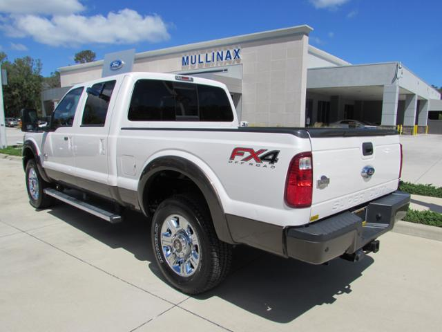 2015 F-250 Crew Cab 4x4, Pickup #B75853 - photo 37