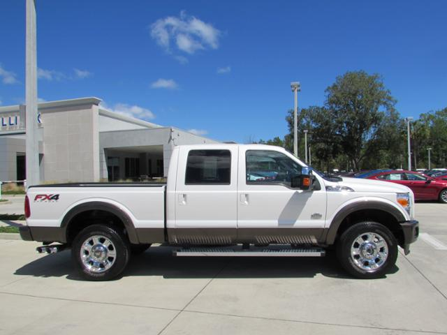 2015 F-250 Crew Cab 4x4, Pickup #B75853 - photo 5