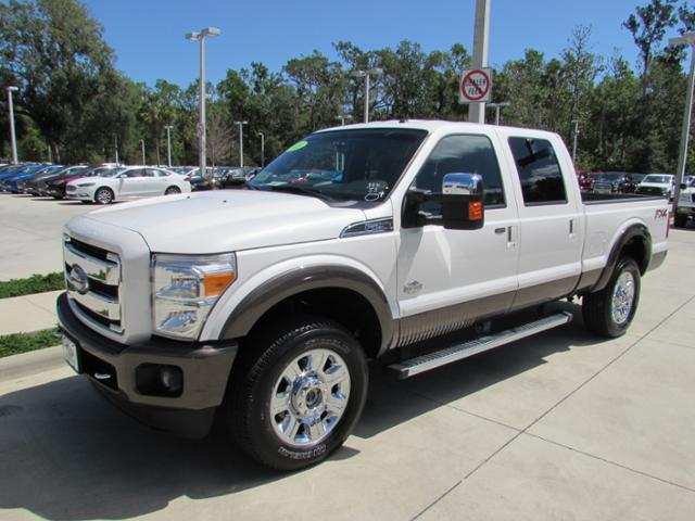 2015 F-250 Crew Cab 4x4, Pickup #B75853 - photo 40